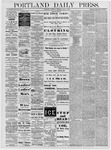 Portland Daily Press: July 6, 1878