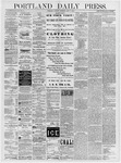 Portland Daily Press: July 9, 1878