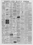 Portland Daily Press: July 10, 1878