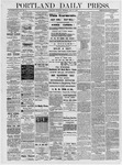 Portland Daily Press: July 11, 1878