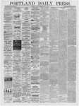 Portland Daily Press: July 12, 1878
