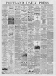 Portland Daily Press: July 15, 1878