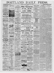 Portland Daily Press: July 16, 1878