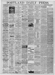 Portland Daily Press: July 17, 1878
