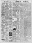 Portland Daily Press: July 24, 1878