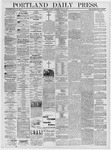 Portland Daily Press: July 29, 1878