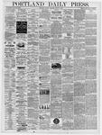Portland Daily Press: August 5, 1878