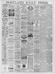 Portland Daily Press: August 7, 1878