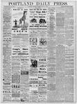 Portland Daily Press: August 22, 1878