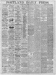 Portland Daily Press: September 4, 1878