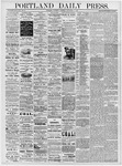 Portland Daily Press: September 5, 1878