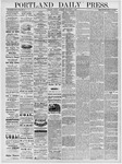 Portland Daily Press: September 6, 1878