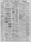 Portland Daily Press: September 9, 1878