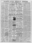 Portland Daily Press: September 12, 1878