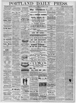 Portland Daily Press: September 16, 1878