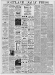 Portland Daily Press: September 17, 1878