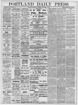 Portland Daily Press: September 18, 1878