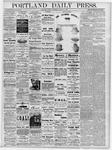 Portland Daily Press: October 8, 1878