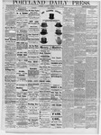 Portland Daily Press: October 10, 1878