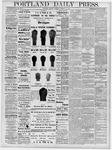 Portland Daily Press: October 14, 1878