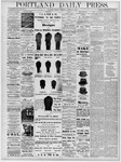 Portland Daily Press: October 15, 1878