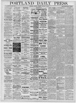 Portland Daily Press: October 19, 1878
