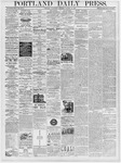 Portland Daily Press: October 30, 1878