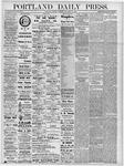 Portland Daily Press: November 19, 1878