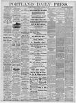 Portland Daily Press: November 27, 1878