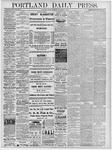 Portland Daily Press: December 6, 1878