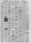 Portland Daily Press: December 9, 1878