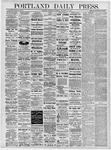 Portland Daily Press: December 11, 1878