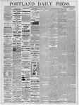 Portland Daily Press: December 14, 1878
