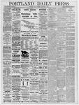 Portland Daily Press: December 20, 1878