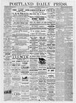 Portland Daily Press: December 27, 1878