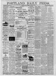 Portland Daily Press: December 30, 1878