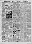 Portland Daily Press: January 05,1881