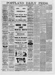 Portland Daily Press: January 06,1881