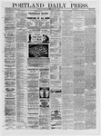 Portland Daily Press: January 07,1881