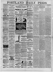 Portland Daily Press: January 10,1881