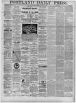 Portland Daily Press: January 12,1881