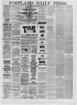 Portland Daily Press: January 13,1881