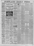 Portland Daily Press: January 17,1881