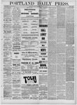 Portland Daily Press: January 18,1881