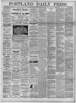 Portland Daily Press: January 21,1881