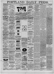 Portland Daily Press: February 01,1881