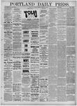 Portland Daily Press: February 05,1881