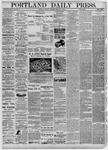 Portland Daily Press: February 07,1881