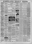 Portland Daily Press: February 11,1881