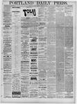 Portland Daily Press: February 15,1881